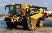 Комбайн Lexion 570R